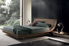 Oak Platform Bed Aqua Platform Bed By Presotto Room Service 360