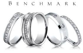 benchmark wedding bands we sell benchmark rings at belleair coins gold and diamonds