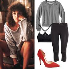 Dirty Dancing Halloween Costume Fashion Flashback Dress U002780s U002790s Movies Inspired
