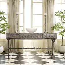 hooker furniture console table hooker console table seldens home furnishings hooker furniture
