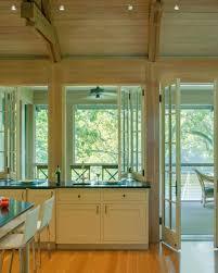indoor outdoor space folding walls create continuous indoor outdoor space screened
