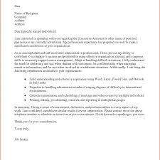 Cover Letters For Office Assistant Cover Letter For Administrative Position Choice Image Cover