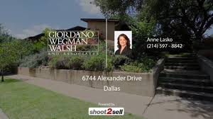 6744 alexander dr dallas tx 75214 anne lasko on vimeo