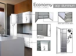 how to make aluminum cabinets aluminum kitchen cabinets the unique door bi fold in doors ideas
