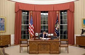 bureau president president barack obama in the white house oval office president