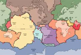 earthquakes living lab the theory of plate tectonics activity