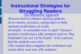 reading instruction and learning disabilities