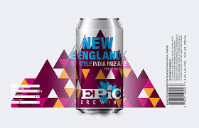 epic brewing launches new england style ipa series in cans new