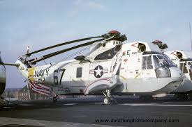 us navy hs 3 sikorsky sh 3a sea king 152703 au 67 1969