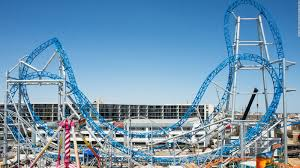 New York 6 Flags Best New Roller Coasters Rides In American Parks For 2016 Cnn