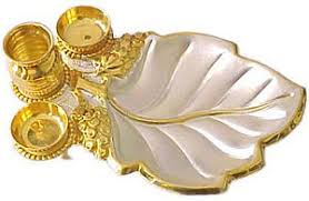 awesome silver diwali puja thali silver diwali pooja thalis