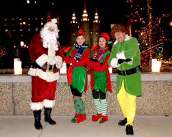 Buddy The Elf Christmas Decorations The Official Buddy The Elf And Santa Claus Page Mormonism