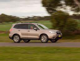 subaru brown 2015 subaru forester diesel cvt review practical motoring