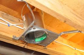 Installing Can Lights In Ceiling How To Install New Work Recessed Lighting One Project Closer