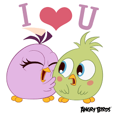 love gif angry birds u0026 share giphy