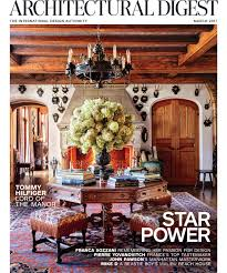 Home Design Magazines Usa by Architectural Digest
