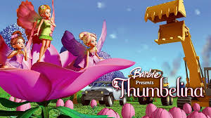 barbie presents thumbelina movie fanart fanart tv