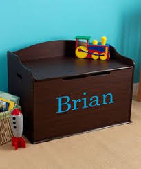 Plans For A Simple Toy Box by Personalized Toy Chest Made From Pallets House Pinterest