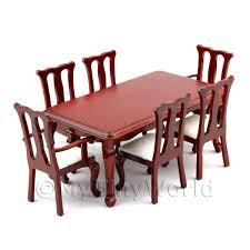 table and chair sets dolls house miniature mytinyworld