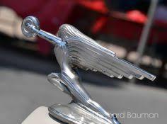 1930s packard ornament goddess of speed richard bauman