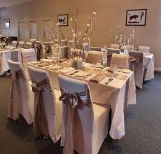 Cheap Wedding Chair Covers Best 25 White Chair Covers Ideas On Pinterest Wedding Chair