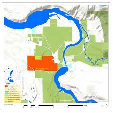 Spokane Washington Map Tales Of Trautman Inland Nw Land Conservancy