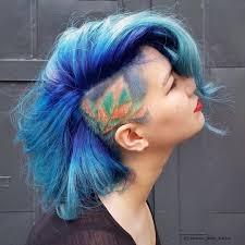 undercut bob 20 undercut hair tattoo ideas for