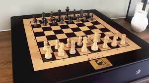 Cool Chess Boards by Square Off U2014 World U0027s Smartest Chess Board Kickstarter U2014 Tools