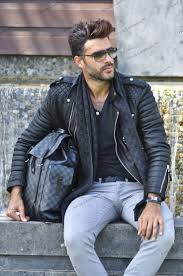 mens leather moto jacket 20 best best picks for men u0027s jacket images on pinterest lambskin