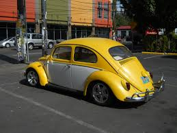 volkswagen yellow yellow vws in portland page 2