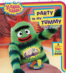 Yo Gabba Gabba Party Ideas by Yo Gabba Gabba Prize Pack Giveaway Momfiles Com