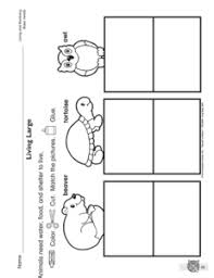 12 best images of what do animals need worksheet what do animals