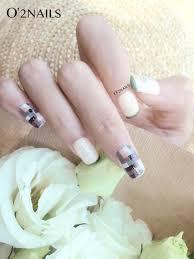 flowert nail art by o u00272nails mobile nail printer v11 nailart
