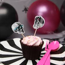 Halloween Skull Cakes by Halloween Skull Cake Toppers Scary Food Halloween Parties And
