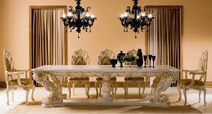 Victorian Dining Room Furniture by Luxurious Furniture Luxury Dining Room Silik Minerva