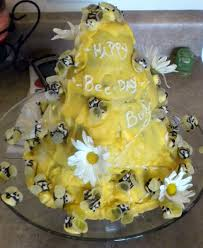 tried and true favorite recipes bumble bee birthday cake