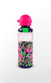 water bottle l00292 lilly pulitzer