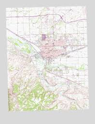 grand junction co topographic map topoquest
