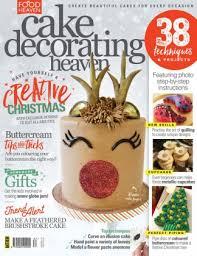 Cake Decorating Heaven Magazine Subscription · Magazine Cafe