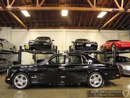 2009 bentley arnage interior 2009 bentley arnage t san francisco sports cars