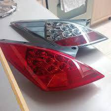 nissan 350z jdm parts installed jdm tail lights on 05 today my350z com nissan 350z