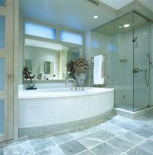 Glass Bathroom Tile Ideas by Contemporary Bathroom Shower Glass Tile Ideas For Small Bathrooms