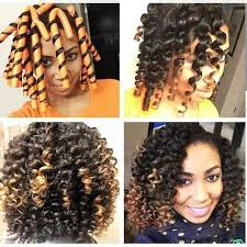 how to salvage flexi rod hairstyles 7 day flexi rod curls on natural hair night routine instagram