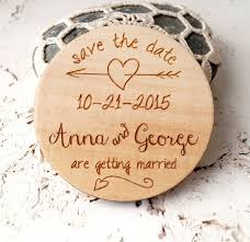 save the date magnets wedding save the dates rustic save the