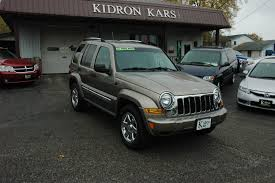 2006 jeep liberty limited 4 4 kidron kars