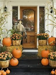 thaksgiving front porch decorating ideas holidays