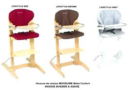 bebe confort chaise haute bebe confort chaise haute chaise en chaise en 2 chaise coussin