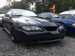 98 ford mustang for sale ford used cars for sale bunnell s ridesinc
