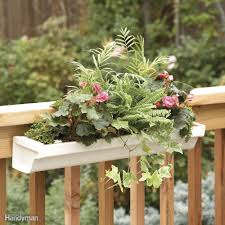 10 easy to build planters and 10 easy to build planters and