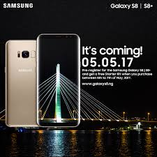 the samsung galaxy s8 and s8 are now available for pre